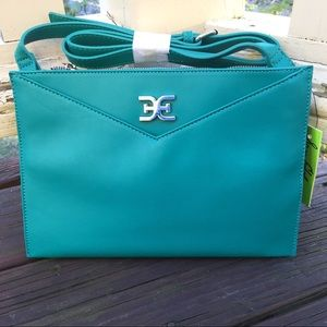☀️NWT Sam Edelman Mermaid Teal Adley Crossbody